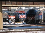 Metra Units Congregate